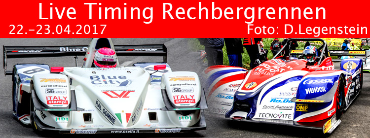 Live Timing Rechberg 2017